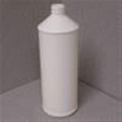 32 oz HDPE Cylinder Round, 33-400,