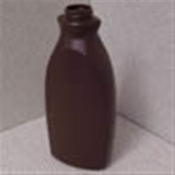 16 oz HDPE Pinch Oval, 33-400, ,