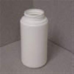 16 oz HDPE Cylinder Round, 53-410,