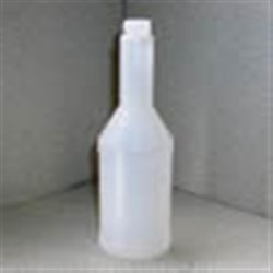 12 oz HDPE Long Neck Round, 24-410, ,