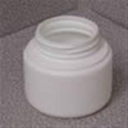 6 oz HDPE Jar Round, 53-410,