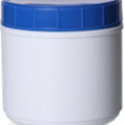 44 oz HDPE Jar, Round, 120mm, ,
