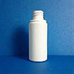 50 ml PET Cylinder, Round, 20-410, Beachwaves 4 Color/Pass ,