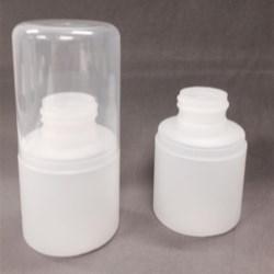 50 ml HDPE Cylinder Round, 24-410, ,