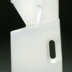 96 oz HDPE Measure/Dispense Oblong, 63-400, ,