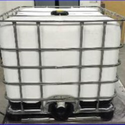 275 gal HDPE Carboy, Square, ,