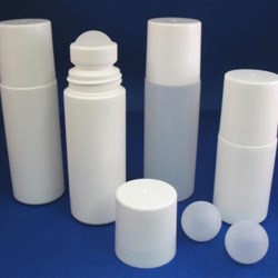 2 oz HDPE Roll-On, Round, 35mm ,