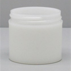 2 oz P/P Jar, Round, 58mm, Thick Wall