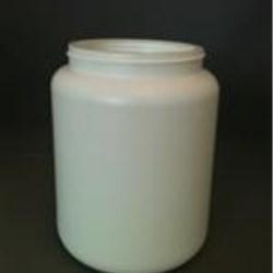 38 oz HDPE Jar, Round, 89-400,