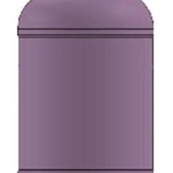 3.78 ltr PET Jar, Round, 110-400, Label Indent