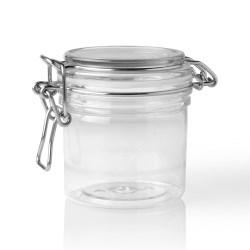 200 ml PET Jar, Round, ,