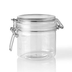 350 ml PET Jar, Round, ,