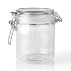 500 ml PET Jar, Round, ,