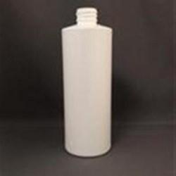 16 oz HDPE Cylinder, Round, 28-410,