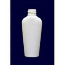 2 oz HDPE Reverse Tapered, Oval, 20-410,