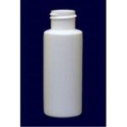 2 oz MDPE Cylinder, Round, 24-410,
