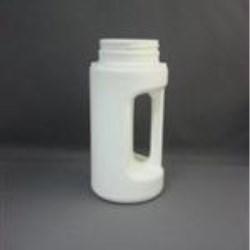 16 oz HDPE Handleware, Round, 63Squeeze Lok ,