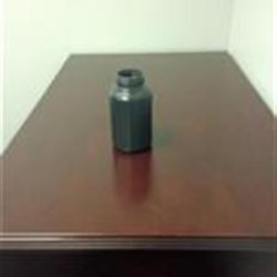 300 cc HDPE Packer, Round, 53-400,