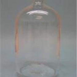 250 ml Glass Type 1 Vial, Round, Amber, 20mm finish Iso