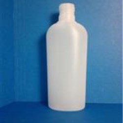 6 oz HDPE Reverse Tapered, Oval, 24-410,