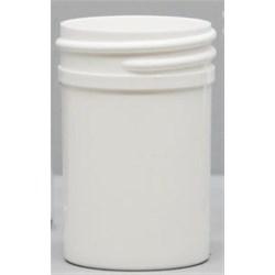 1 oz P/S Jar, Round, 38-400,