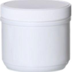 20 oz HDPE Jar, Round, 100-400, ,
