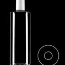 500 ml PET Cylinder Round, 24-410, ,
