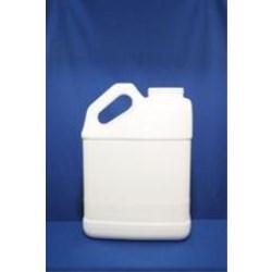 1 gal HDPE Handleware, Oblong, 63-400, Slant Handle 145 Grams