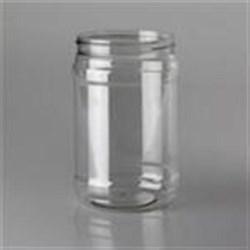 28 oz PET Jar, Round, 83-400,
