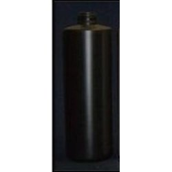 16 oz HDPE Cylinder Round, 24, Straight Sided