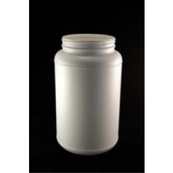 3 ltr HDPE Jar, Round, 110Pano ,