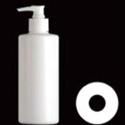 300 ml HDPE Cylinder, Round, 24-410, ,