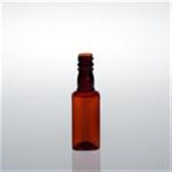 50 ml PET Long Neck, Square, 18Tamper Evident, ,