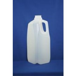 64 oz HDPE Handleware, Square, 38-400Special, Light Weight ,
