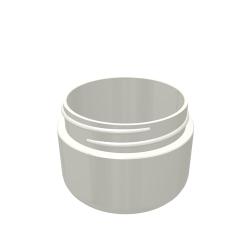 1oz Double Wall Jar Round