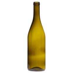 750 ml Burgundy, Antique Green, Cork Finish Mpu ECO, 5512