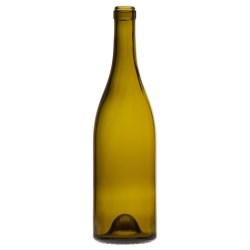 750 ml Burgundy, Antique Green, Cork Finish PU, 8155