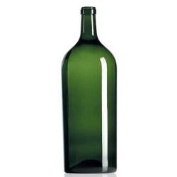 6 ltr Claret, Champagne Green, Cork Finish PU, 0714