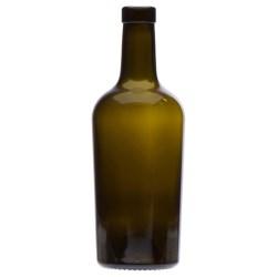 500 ml Claret, Antique Green, Bar Top Finish PU Tapered, 0896