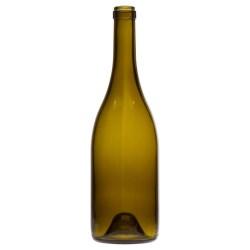 750 ml Burgundy, Antique Green, Cork Finish Fp, 8175