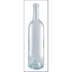 750 ml Claret, Flint, Cork Finish Fp, 8335