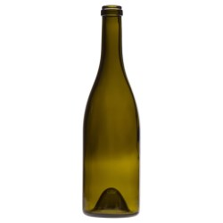 750 ml Burgundy, Antique Green, Cork Finish PU Cabo Lite, WCABL