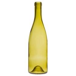 750 ml Burgundy, Dead Leaf Green, Cork Finish Fp, 8905