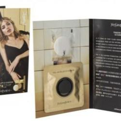 Aptar Beauty + Home creates the Sample of the Future for Yves Saint Laurent