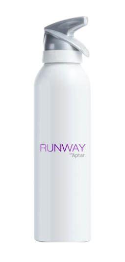 Runway: dual spray, dual convenience