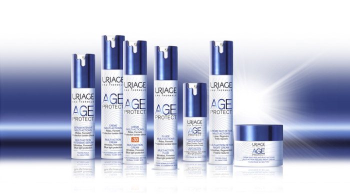 With Auriga City, Aptar Beauty + Home puts Uriage's new anti-ageing range under high protection