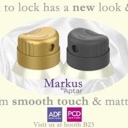 Aptar Beauty + Home Launches Markus