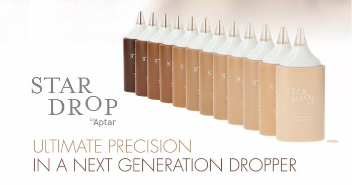 Star Drop: Aptar redefines foundation