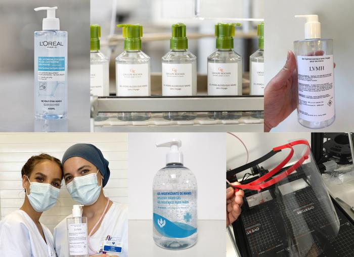 Aptar Beauty + Home mobilizes global resources in the fight against the Coronavirus pandemic