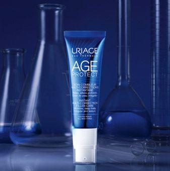 Uriage selects Aptar's Evoclassic Pump for its new skincare product in the Age product line